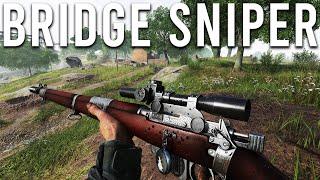 Bridge Sniper - Battlefield 5