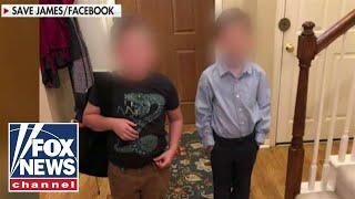 7-year-old in gender-transition custody battle attends school as boy