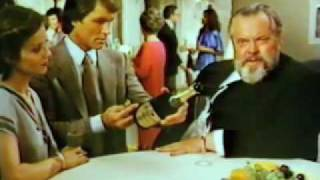 Orson Welles Drunk Outtakes for Paul Masson Wine Commercial