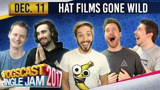 HAT FILMS GONE WILD - YOGSCAST JINGLE JAM - 11th December 2017