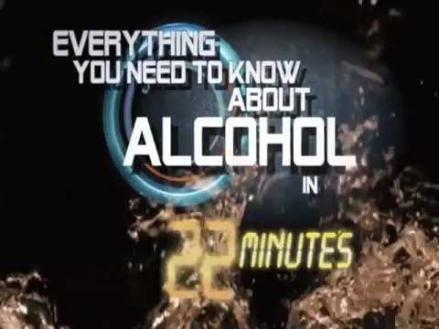 Everything You Need to Know About Alcohol in 22 Minutes