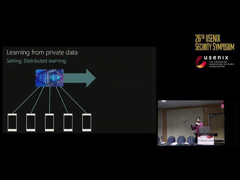 USENIX Security '17 - Differential Privacy: From Theory To Deployment