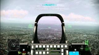 Ace Combat: Assault Horizon - Mission 1: Nightmare - Pilot Difficulty