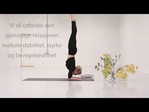 Core Yoga - Hva er hensikten med de fysiske yogastillingene (asana)?