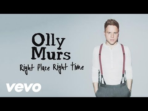 Olly Murs  Right Place Right TimeAudio