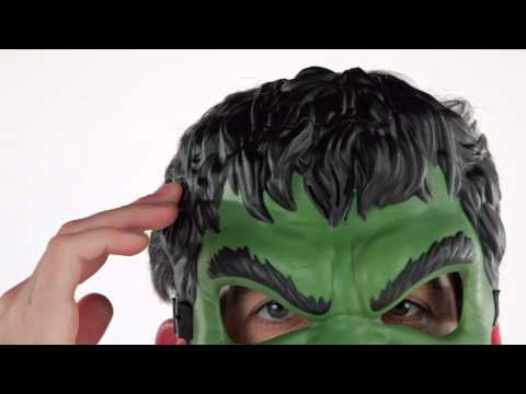 Marvel North America Product Demo | Avengers Voice Changer Mask