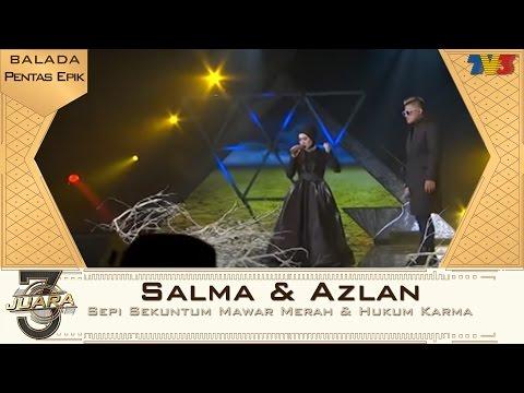 Pentas Epik 3 Juara | Salma & Azlan