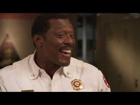 """Chicago Fire: Season 6  Eamonn Walker  """"Chief Wallace Boden""""   Social.XYZ"""