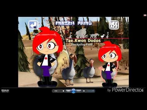 Hi Hi Puffy AmiYumi Frozen Paris Game