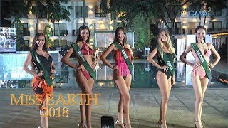 Miss Earth 2018: Water Group Swimsuit Competition