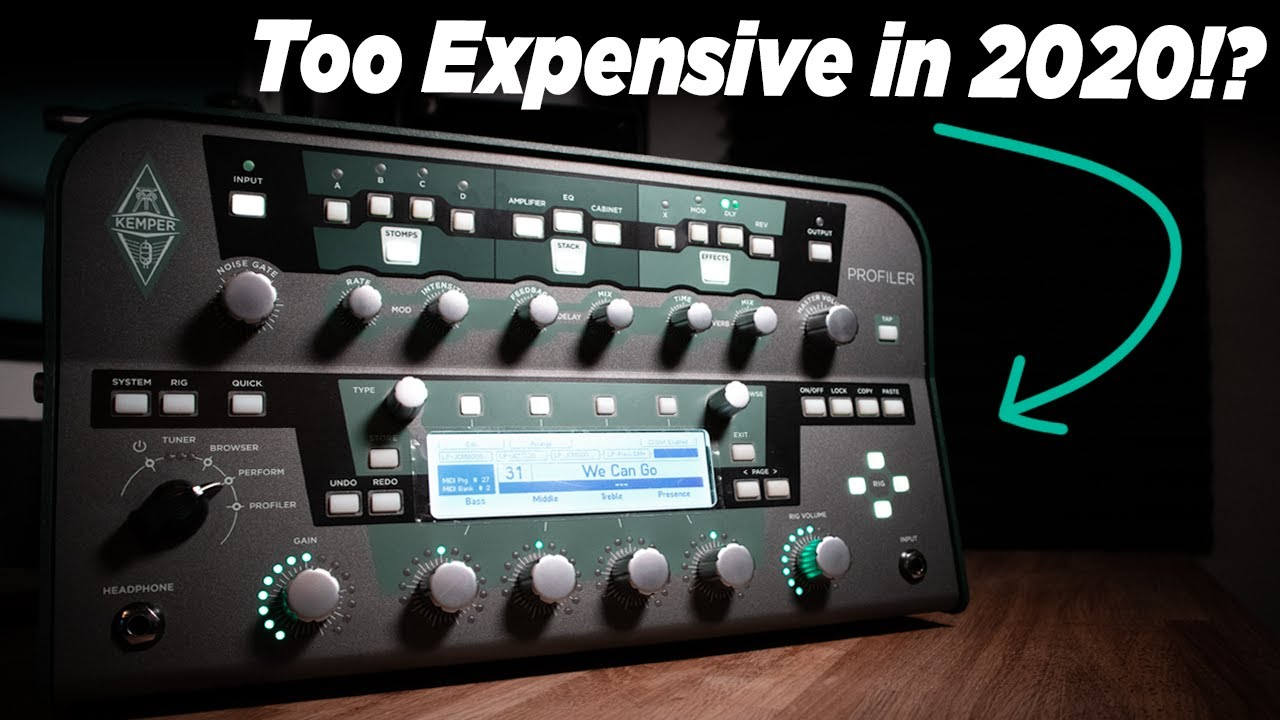 is the kemper profiler still relevant in 2021 10 years later time for kemper 2 0 product review