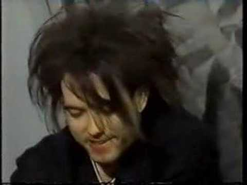 Robert Smith of The Cure Interviewed in 1985