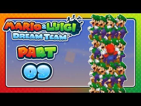 Mario and Luigi: Dream Team - Part 9: THE BROS ARE BACK!