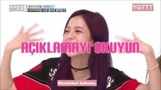 BLACKPINK Weekly Idol 310.Bölüm Türkçe Altyazılı