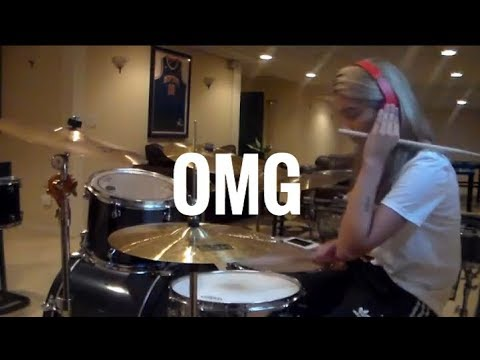 OMG by Camila Cabello ft. Quavo Drum Cover