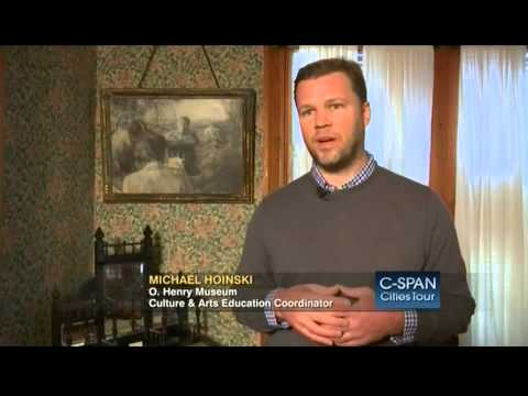 O. Henry's Texas Connection on CSPAN