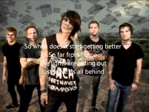 Blessthefall - Stay Still (Lyric Video)