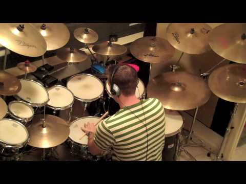 Anthony Eaton Plays Drums! The Police - Don't Stand So Close To Me