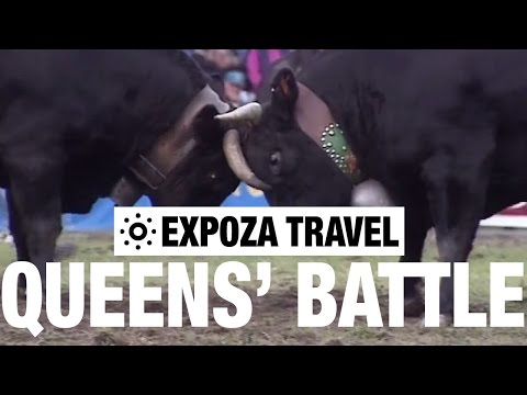 The Queens' Battle (Switzerland & Italy) Vacation Travel Video Guide