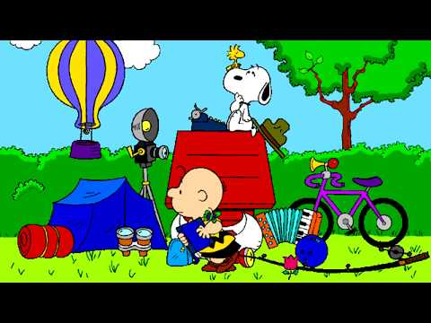 Get Ready for School, Charlie Brown! (PC) (1995)