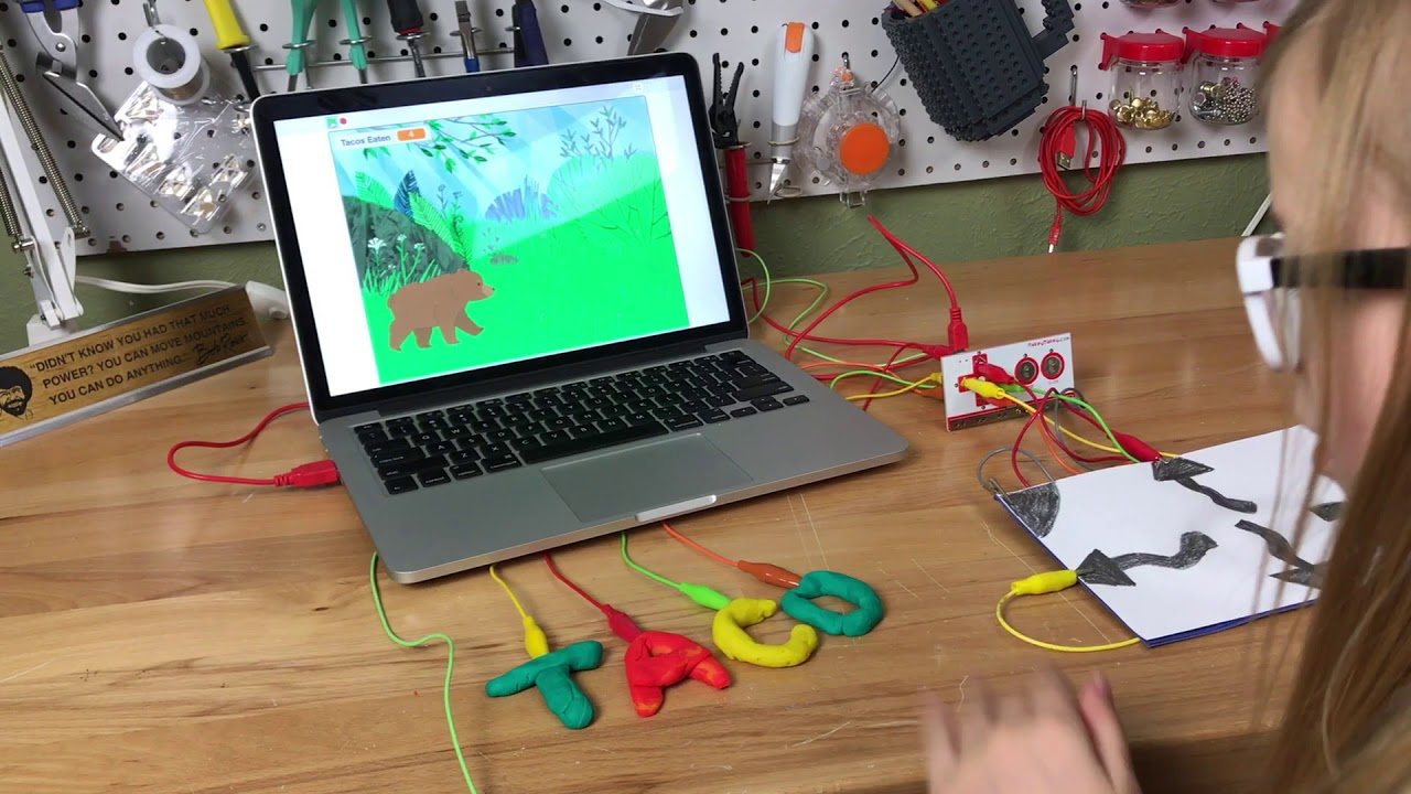New Scratch 3 0 Extension for Makey Makey! – Makey Shop