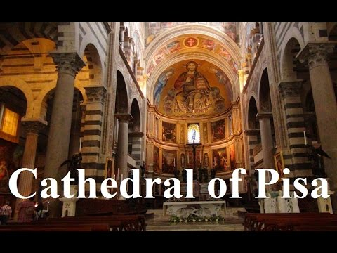 Italy/Pisa (the Duomo:Cathedral or museum?) Part 42/84