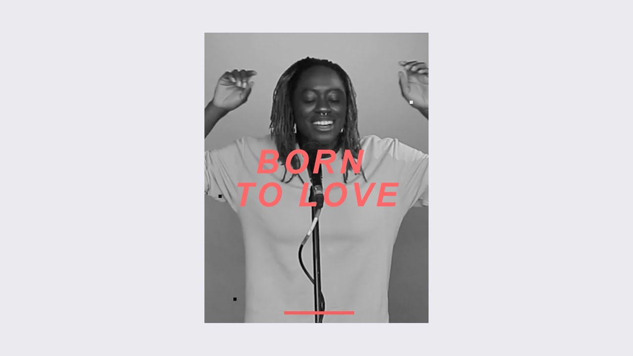 Born To Love (Live) - Jareeda Walters-Leatherbarrow Cover Image