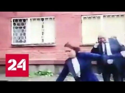 Мэр Омска на собственном опыте убедилась в его неблагоустроенности - Россия 24