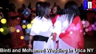 Somali Bantu  Dancing Girlz Part 1