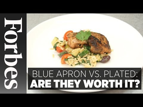 Blue Apron vs. Plated: Are They Worth It? | Forbes