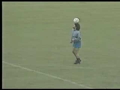 Maradona Tricks