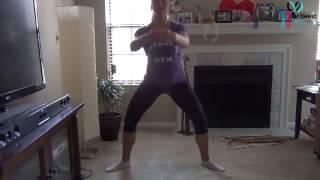 Треня для похудения  Фитнес урок