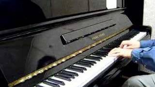Smoke gets in your eyes piano solo