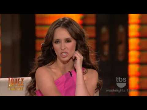 Lopez Tonight - Jennifer Love Hewitt Interview - Vagazzling Talk
