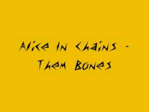 Alice in Chains- Them Bones (LYRICS)
