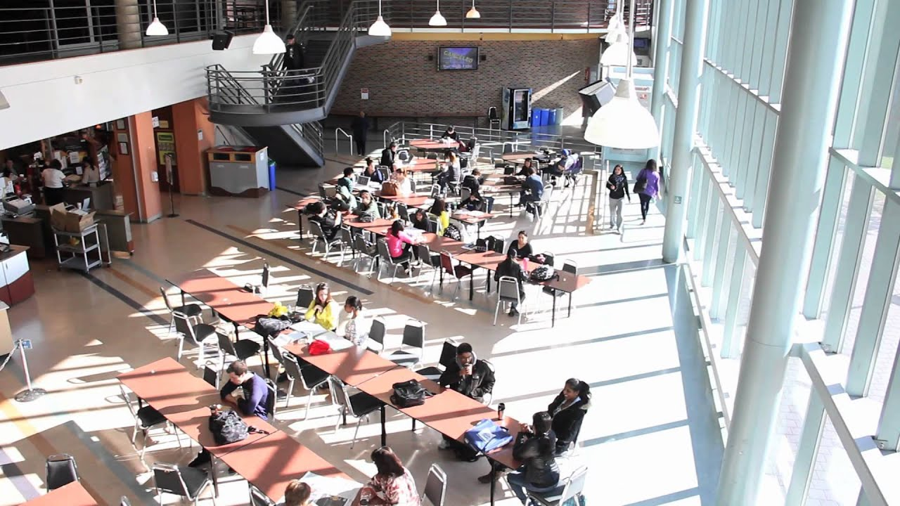 Seneca College Seneca York Campus Youtube