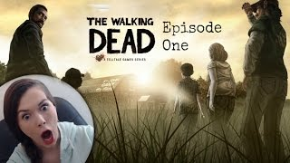 The Walking Dead: Episode 1 (A New Day) This game is INCREDIBLE