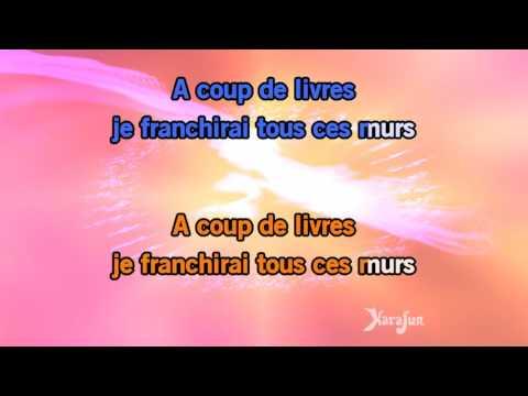 Karaoké Envole-moi - Génération Goldman *
