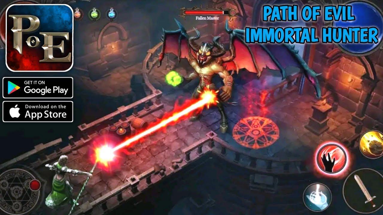Path of Evil: Immortal Hunter Baixar APK para Android (grátis) | mob.org