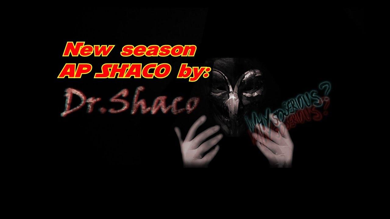 Shaco Build S7: SHACO MONTAGE SEASON 7 (pre-season)
