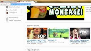Impersonating Accounts On YouTube #2