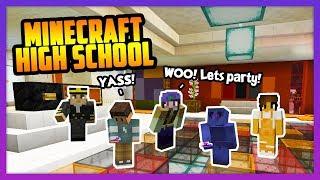 HIGH SCHOOL DANCE PARTY! - Minecraft High School