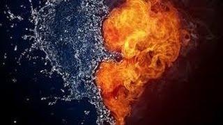 Comic - Romantico Agua y fuego