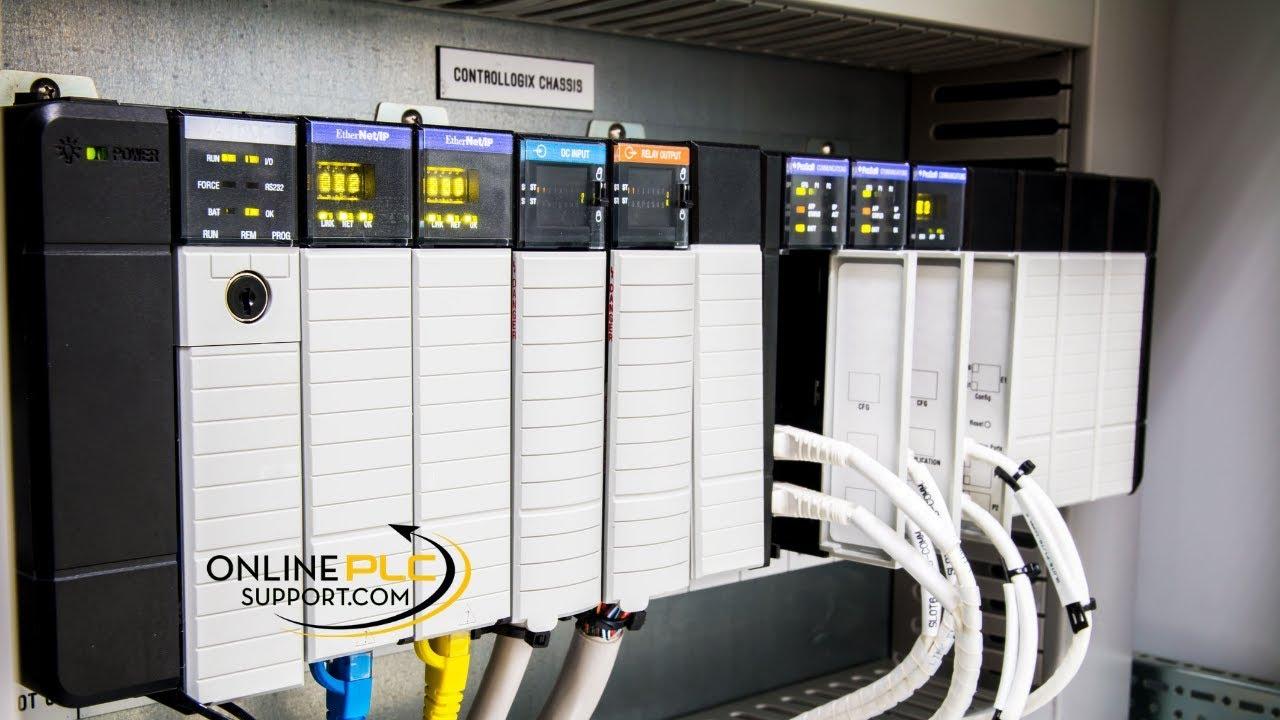Allen Bradley PLC Training Online | Online PLC Support