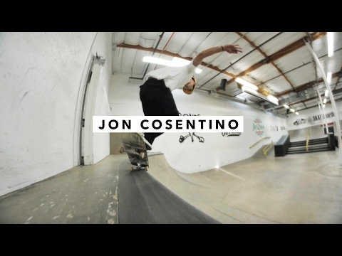 Afternoon in the Park: Jon Cosentino | TransWorld SKATEboarding