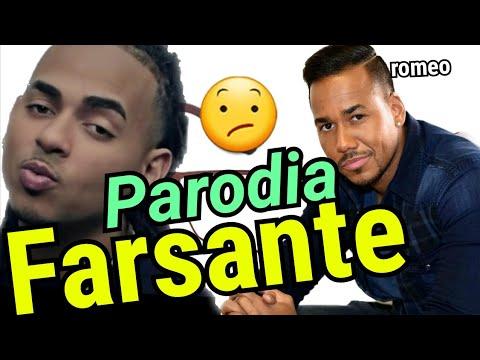 El farsante remix (Parodia) - ozuna ft romeo santos