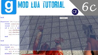 [Gmod] Lua Tutorial 6c: Melee SWEPS and Spawnable Bots