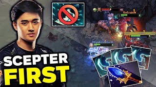 EG.Abed First Item Aghanim's Scepter New Meta Build - Non-Stop Skewer Plays Patch 7.23 Dota 2