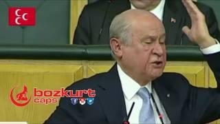 Devlet Bahçeli Efsane Konuşması # BOZKURT CAPS