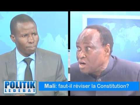 POLITIK FAUT IL REVISER LA CONSTITUTION 16062017